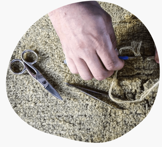 Professional Carpet Repair Services in Buderim